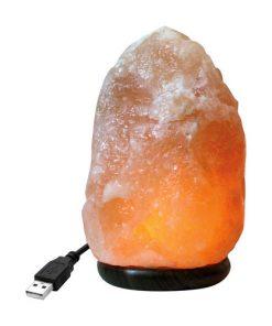 USB zoutlampen